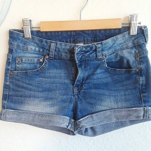 MNG Jeans Cuffed shorts 2